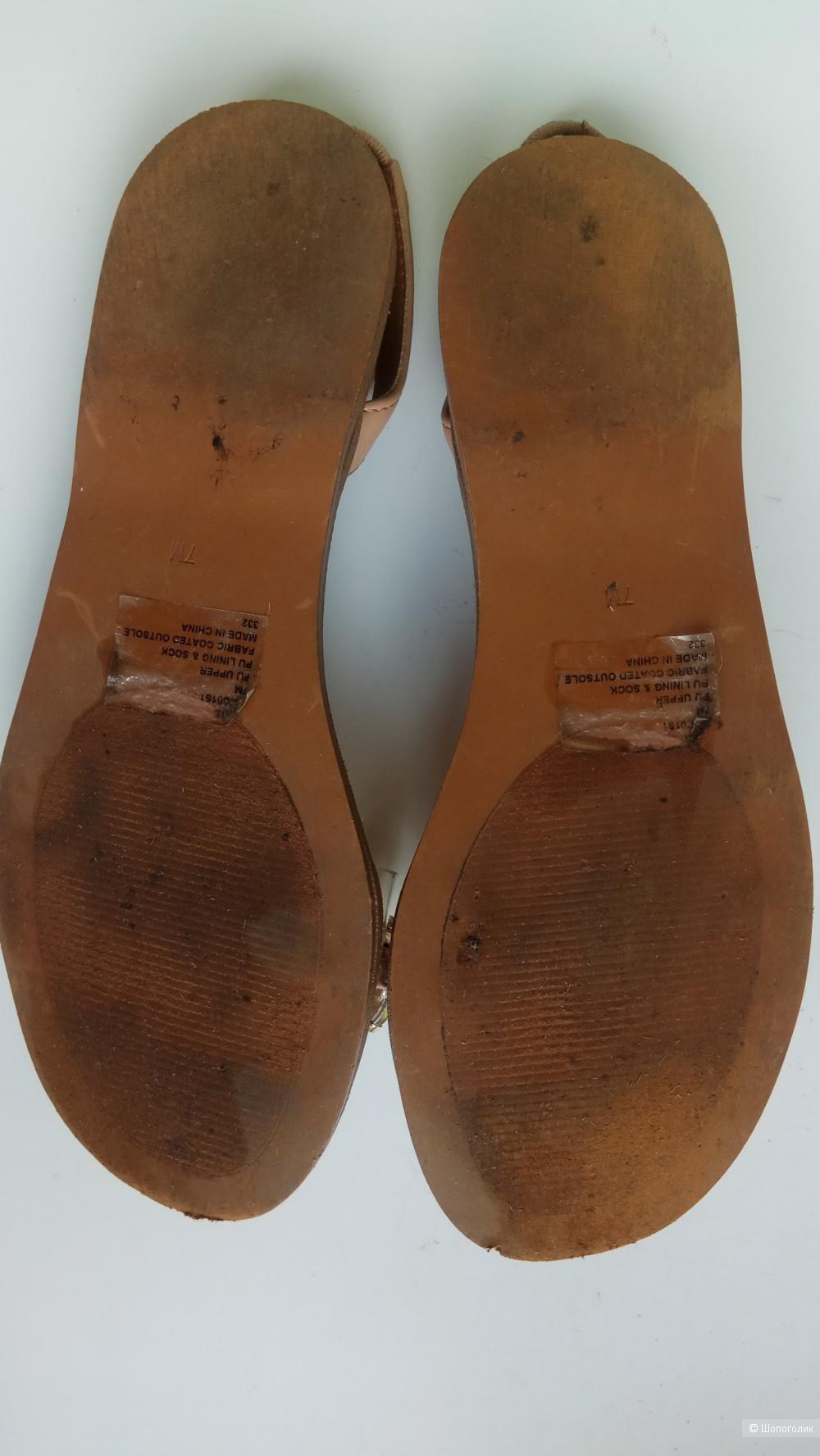 Steve Madden Jeweled Sandals   босоножки размер 7