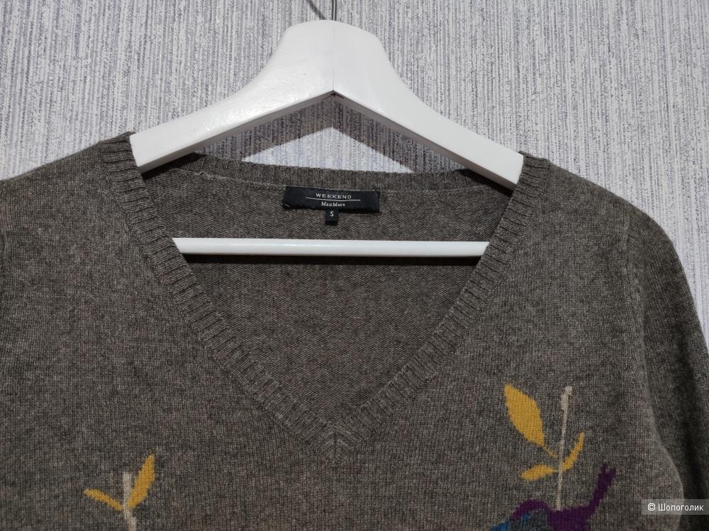 Кашемировый свитер Weekend Max Mara