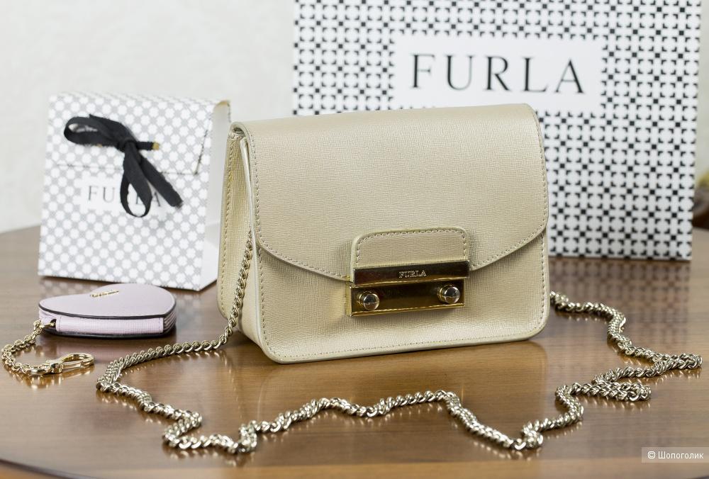 Сумка-кроссбоди, женская, Furla Julia Mini, small.