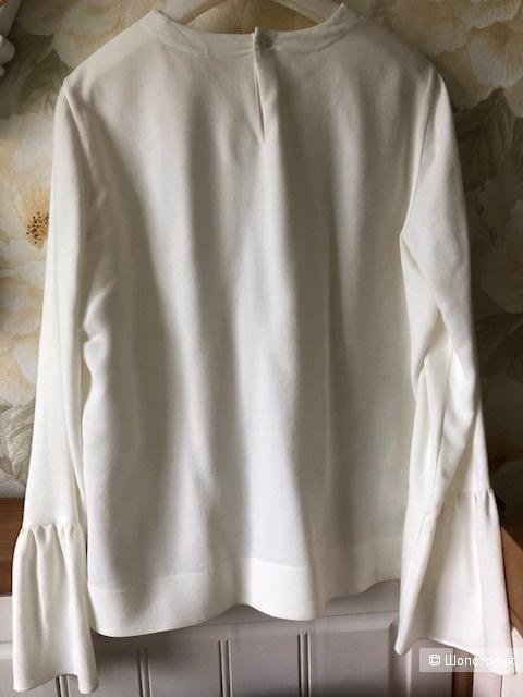 Блузка GUGLIELMINOTTI,46ит(48русс)