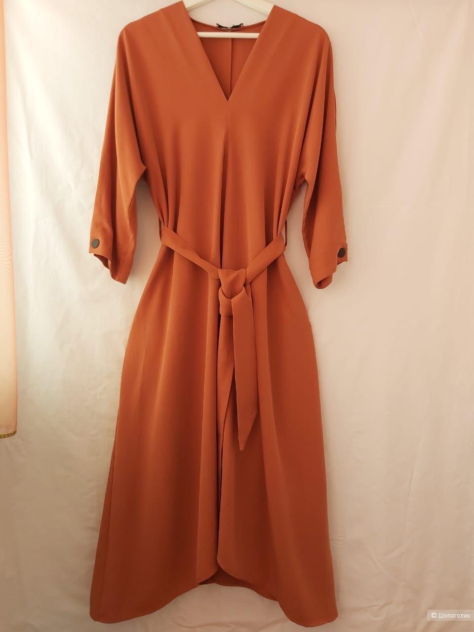 Платье  MANGO, размер  М-L