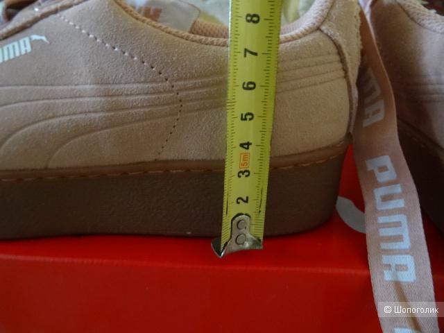 Кроссовки puma, размер 37,5