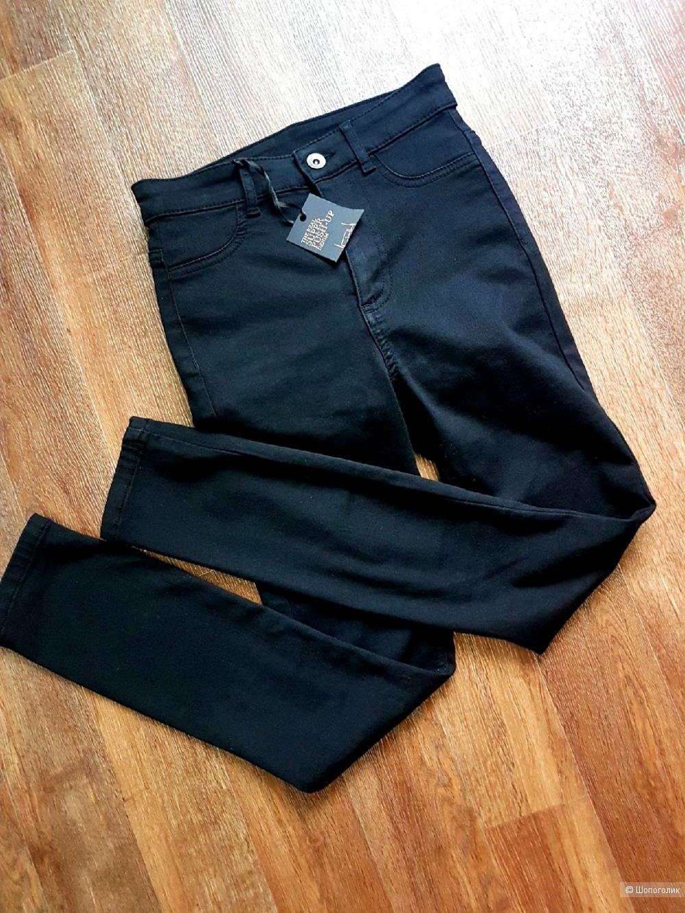 Calzedonia джинсы push-up (черные) xs