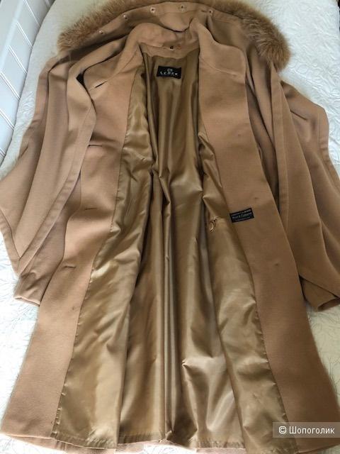 Пальто BARBARA LEBEK,40D(46-48-50)