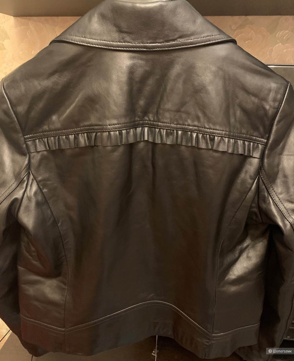 Кожаная куртка Michael Michael Kors, L