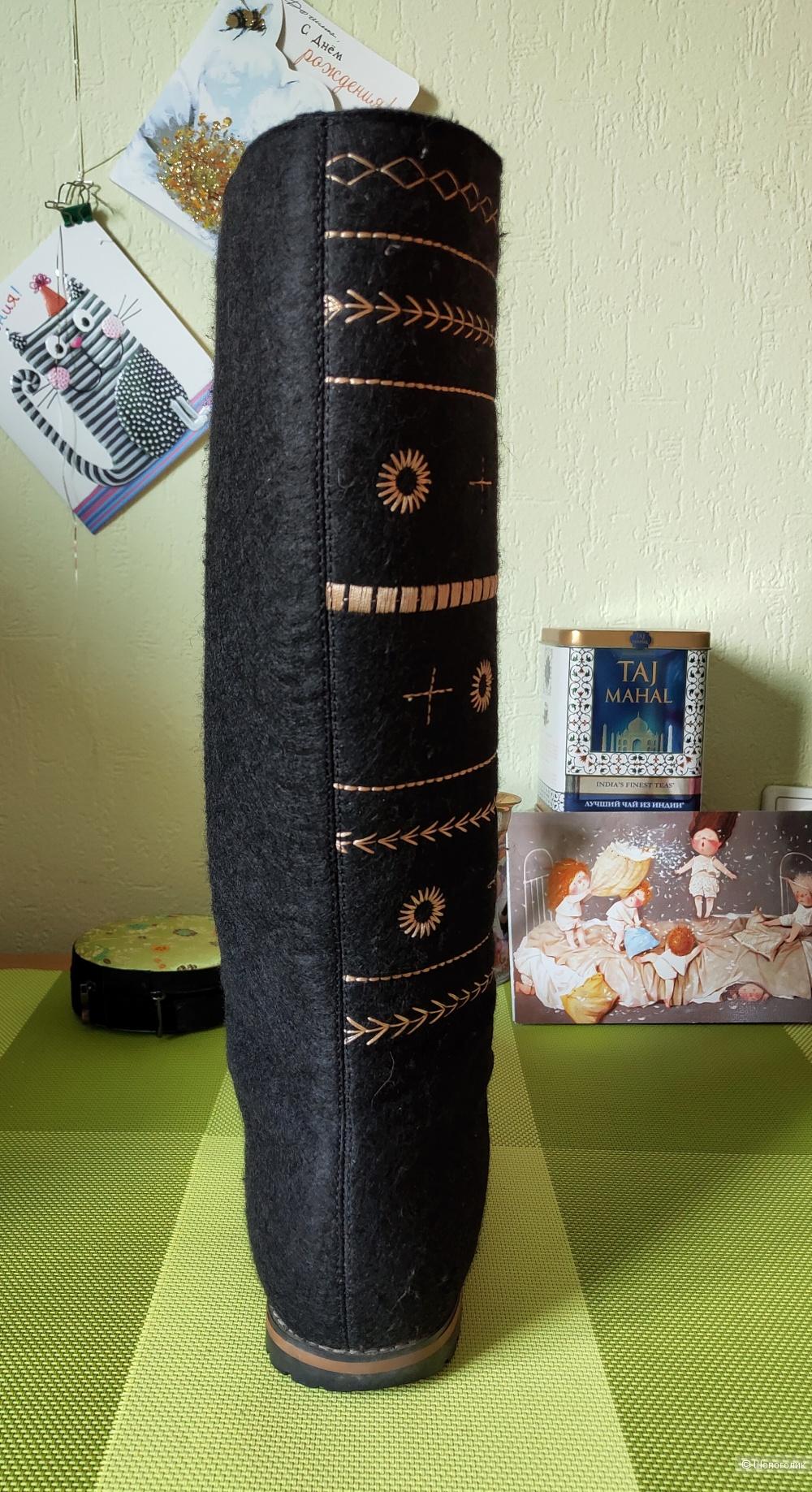 Сапоги-валенки no name размер 37