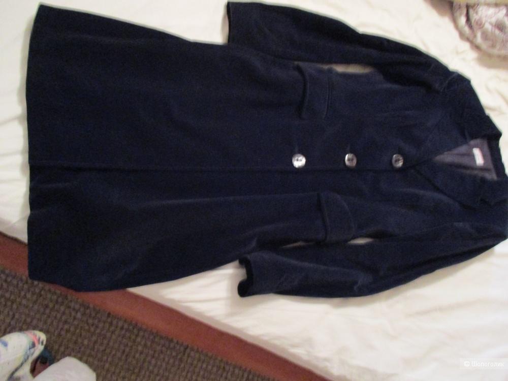 Бархатное пальто ALBERTA FERRETTI  S-M 42-44-46