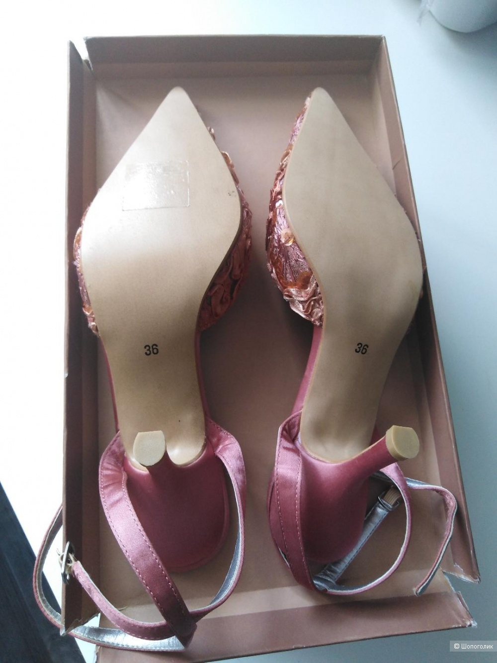 Туфли MENBUR, размер 36
