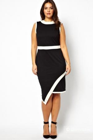 Платье ASOS размер UK18 eu46 рос 50-52