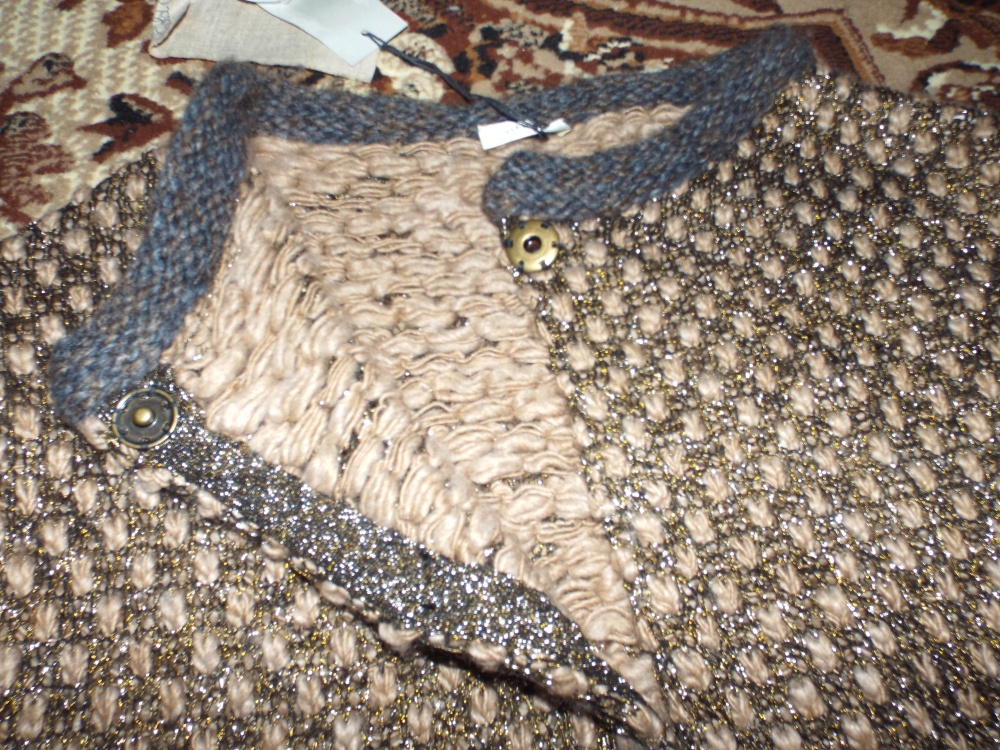 Кардиган (свитер), Gold Case, размер 44, 44-46  (росс.).