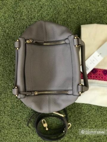 Tory Burch Half-moon satchel