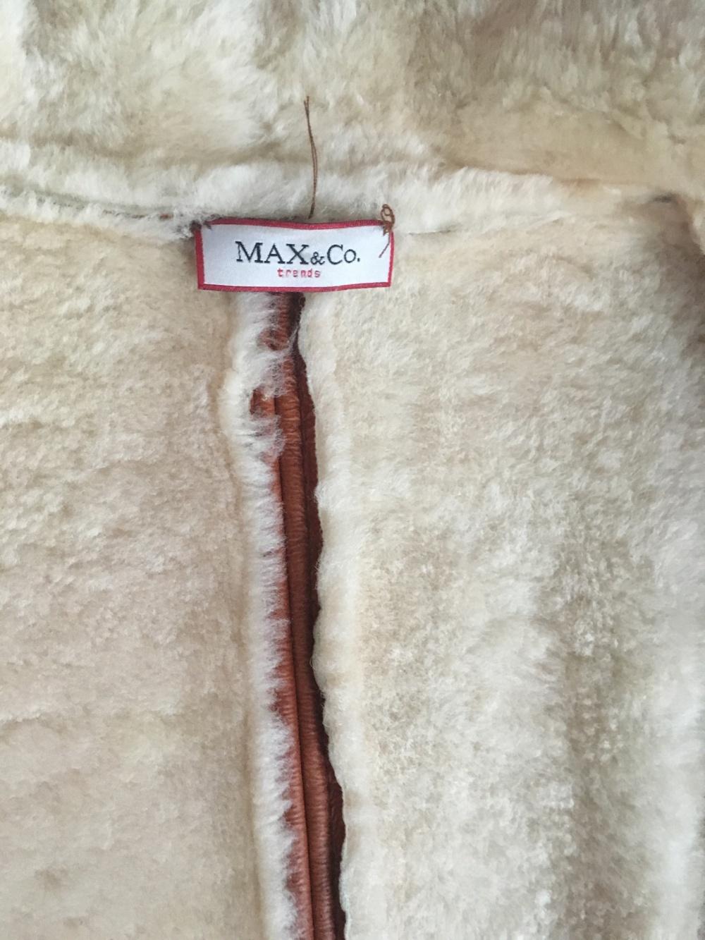 Дубленка MAX & CO (Max Mara),  размеры 40-42