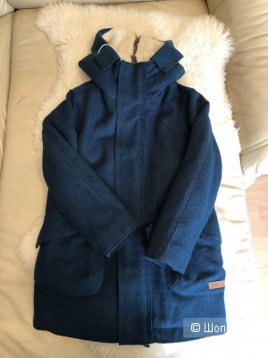 Пальто девочка/ мальчик Gulliver , рост 134