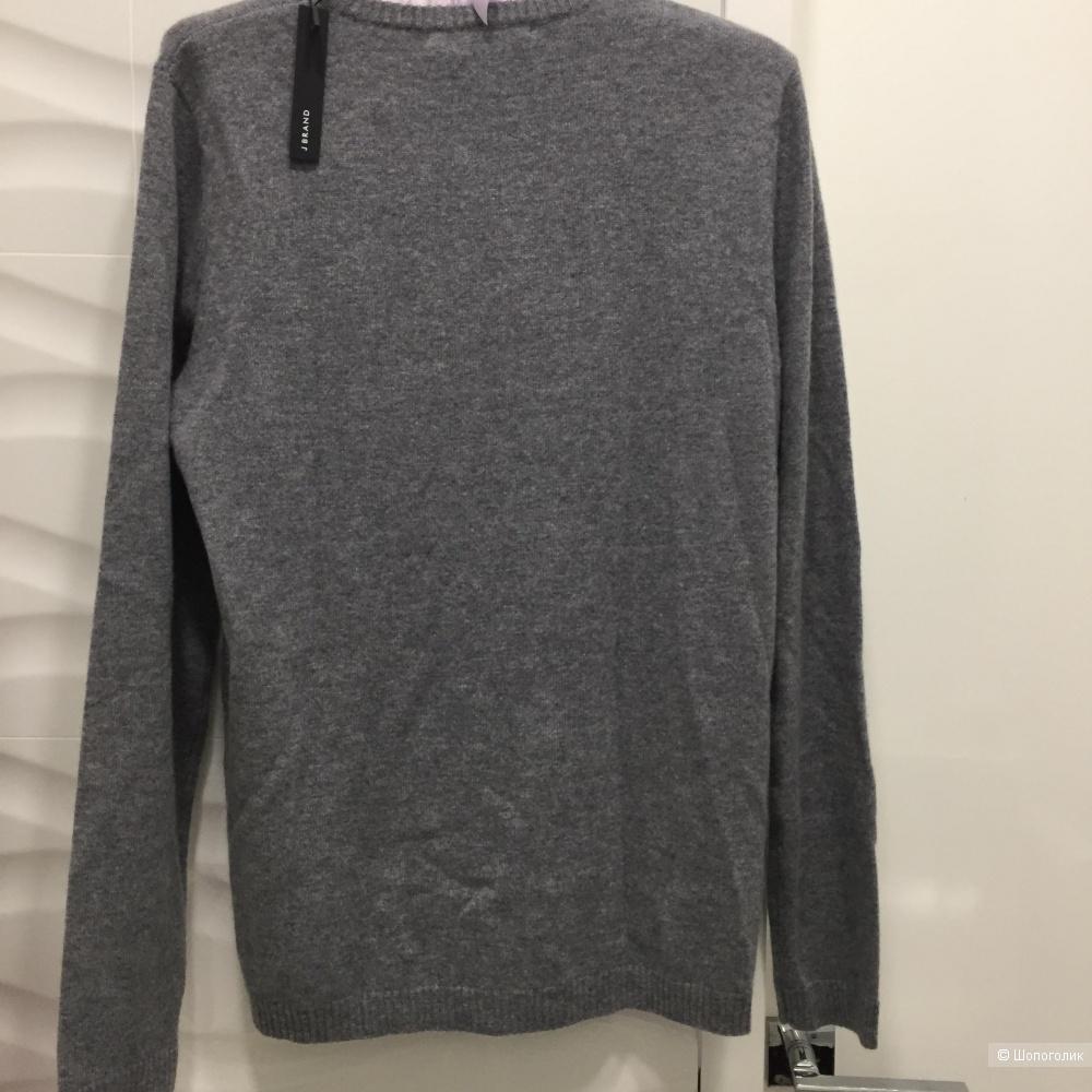 Кашемировый свитер JBrand, M