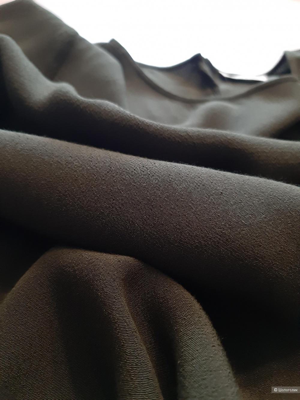 Платье SAMSØE Φ SAMSØE, зеленое, размер М