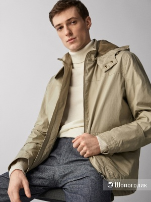 Куртка L-XL Massimo Dutti