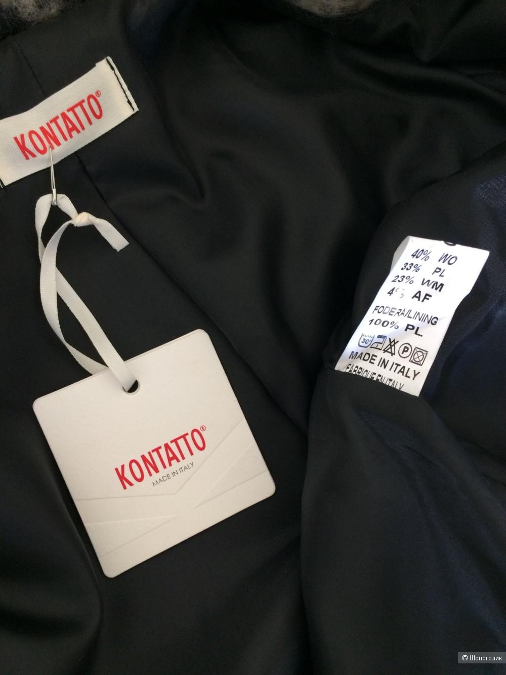 Пальто Kontatto 42-44-46