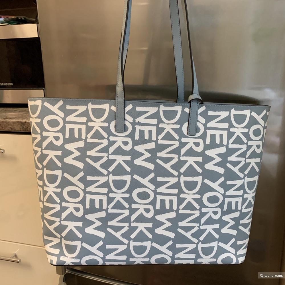 Двухсторонняя сумка Dkny с внутренним кошельком