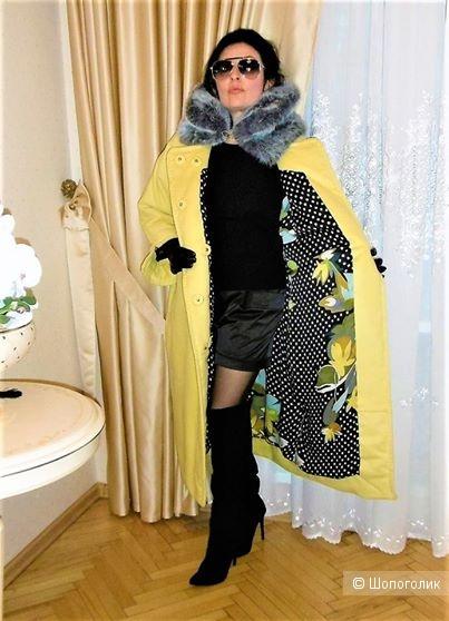 Пальто.Pierre Cardin/Размер  44