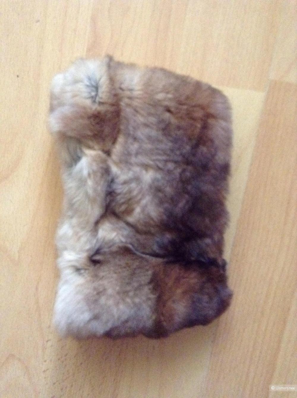 Кожаное пальто, XL