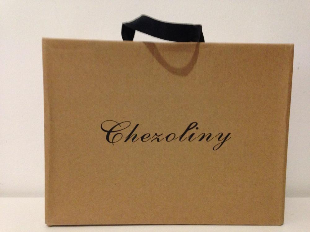 "Ботинки "" Chezoliny "", 38-39 размер."