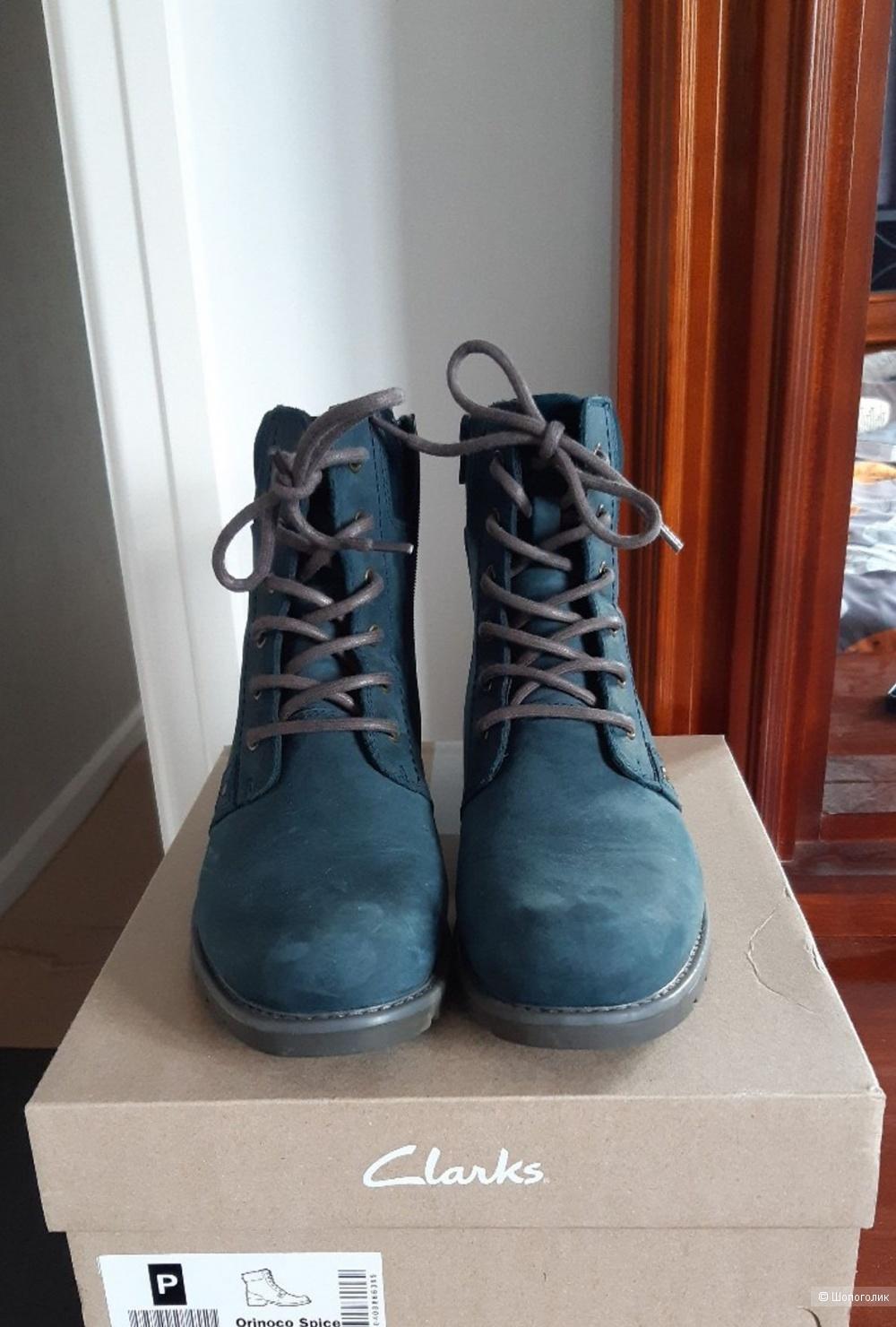 Ботинки Clarks размер 38