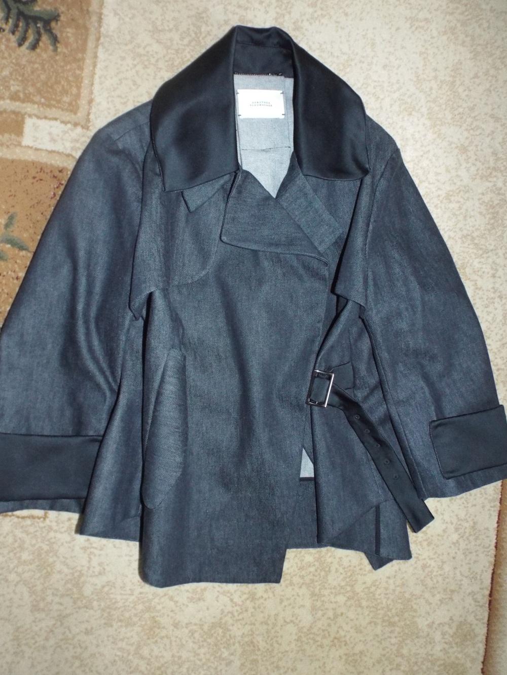 Жакет (куртка) Dorothee Schumacher, размер 44, 44-46, 46 (росс.).