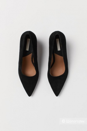 Туфли H&M размер 38/38,5