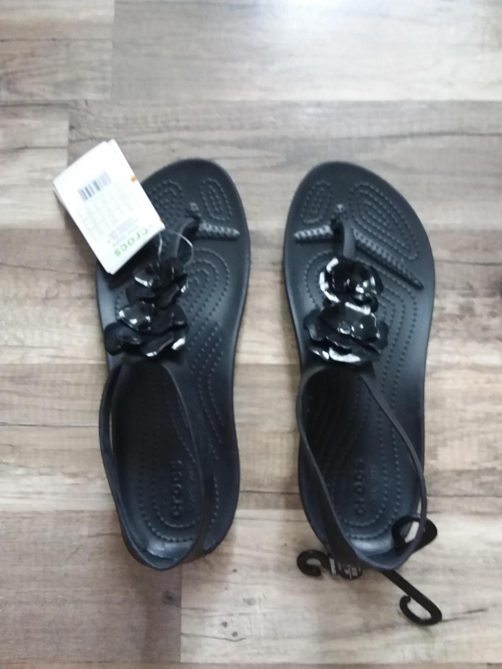 Шлепанцы Crocs, размер 38