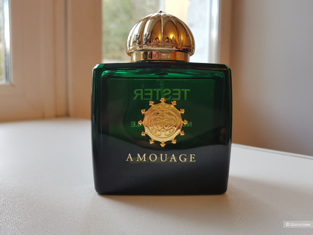 Духи Amouage Epic Woman, 98/100