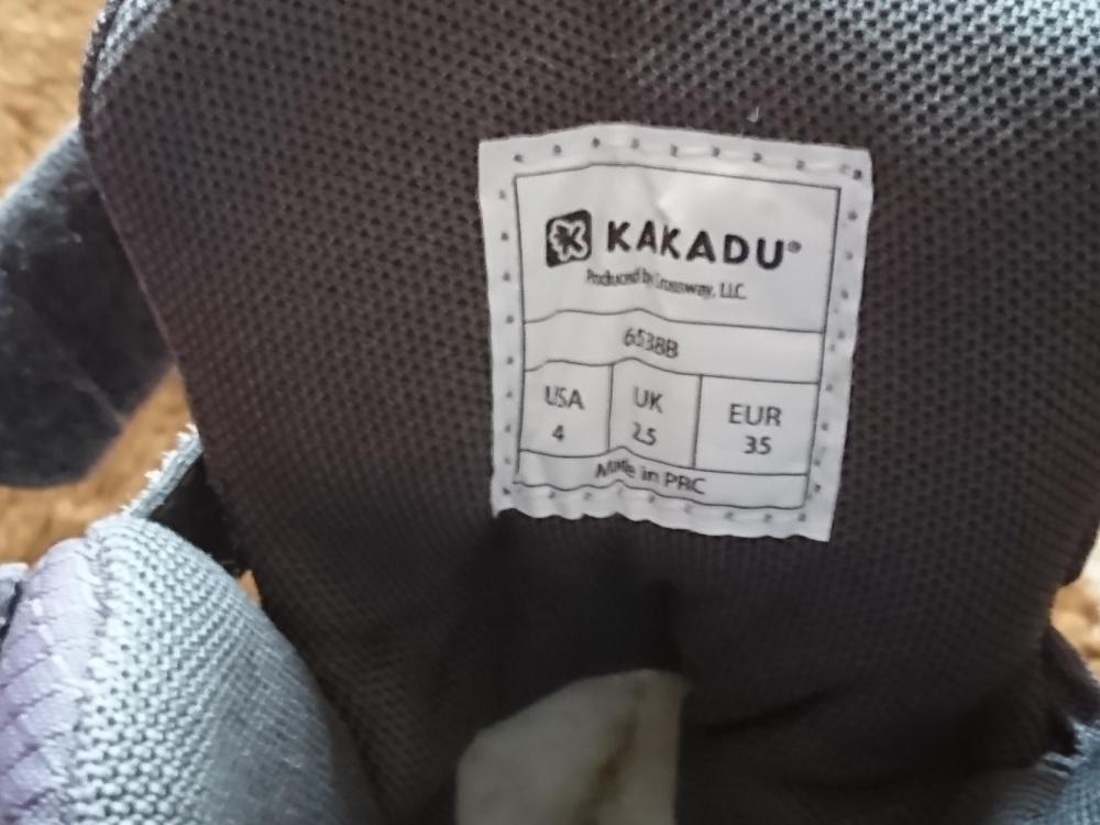 Ботинки Kakadu, размер 35-36