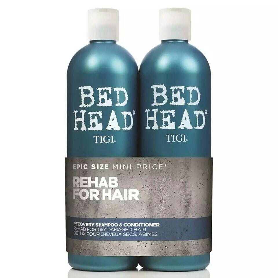 Набор для волос  TIGI BED HEAD URBAN ANTIDOTES RECOVERY MOISTURE SHAMPOO AND CONDITIONER 2 X 750ML