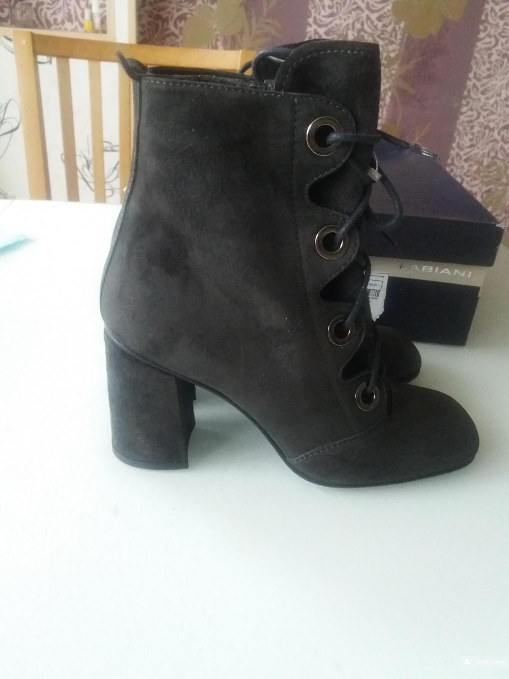 Ботинки Fabiani 39,5 размер