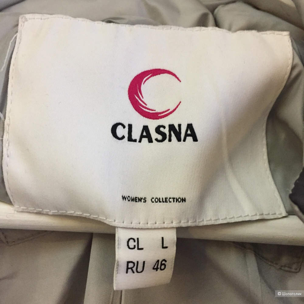 Пальто CLASNA 46ru L