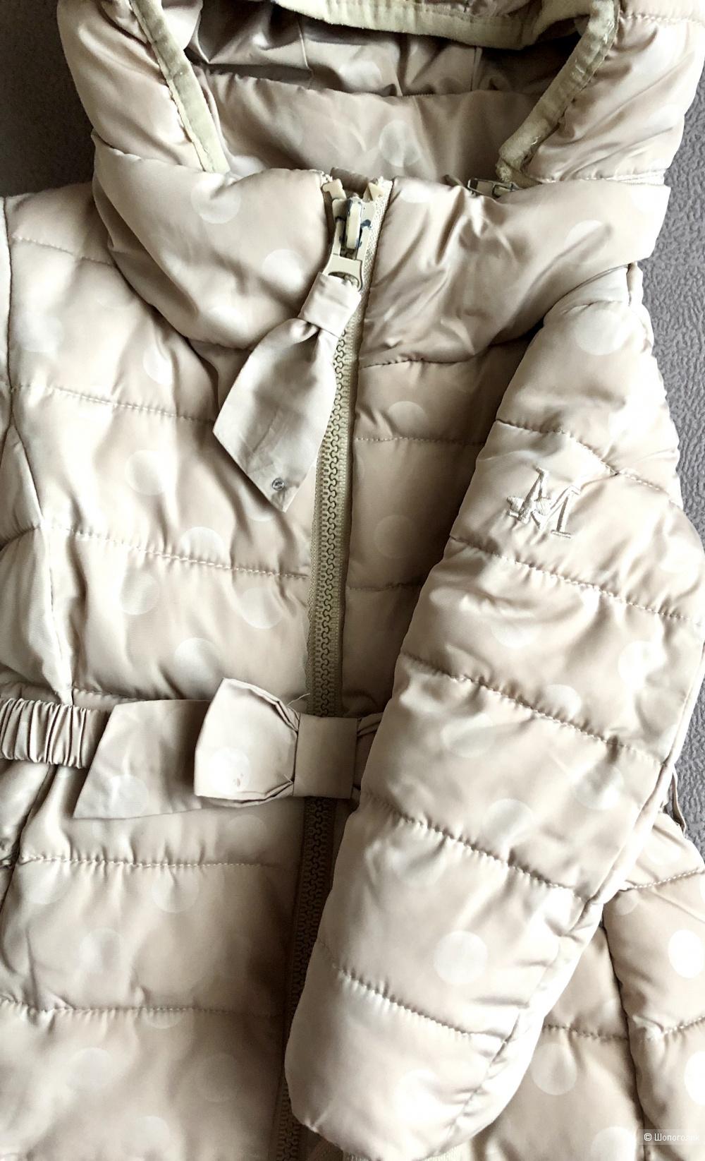 Пальто Monnalisa 2 года