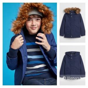 Куртка-парка детская,Gap,4-6 лет