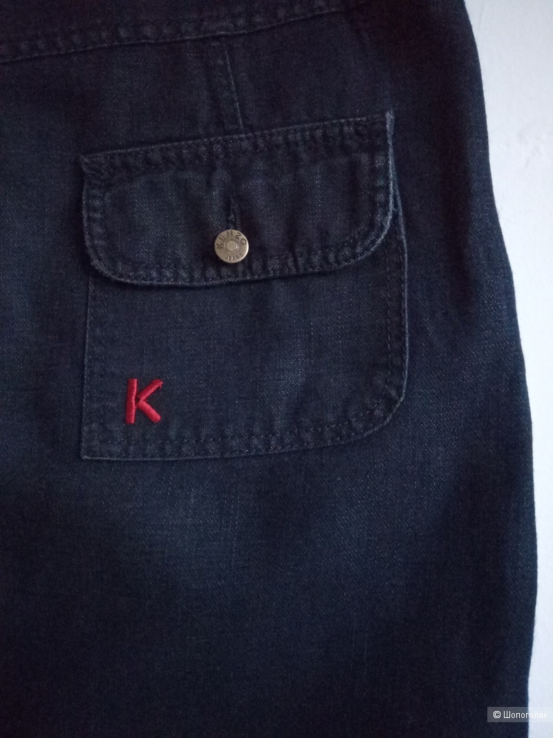 Джинсовая юбка Kenzo, S-M