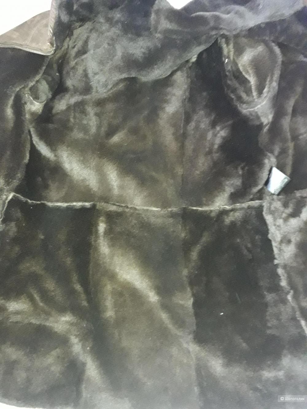 Дубленка Vespucci размер 48-50