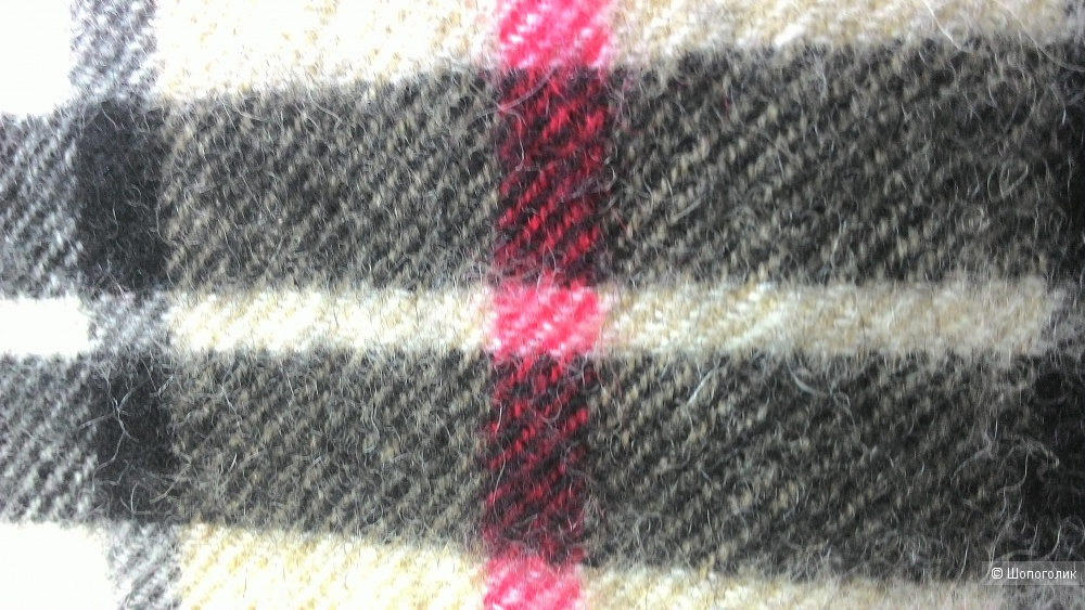 Шарф шерстяной «James Pringle Weavers» 160*28 см.