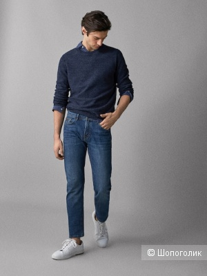 Джинсы Massimo Dutti мужские 40 размер (амер.), 56, XXL.