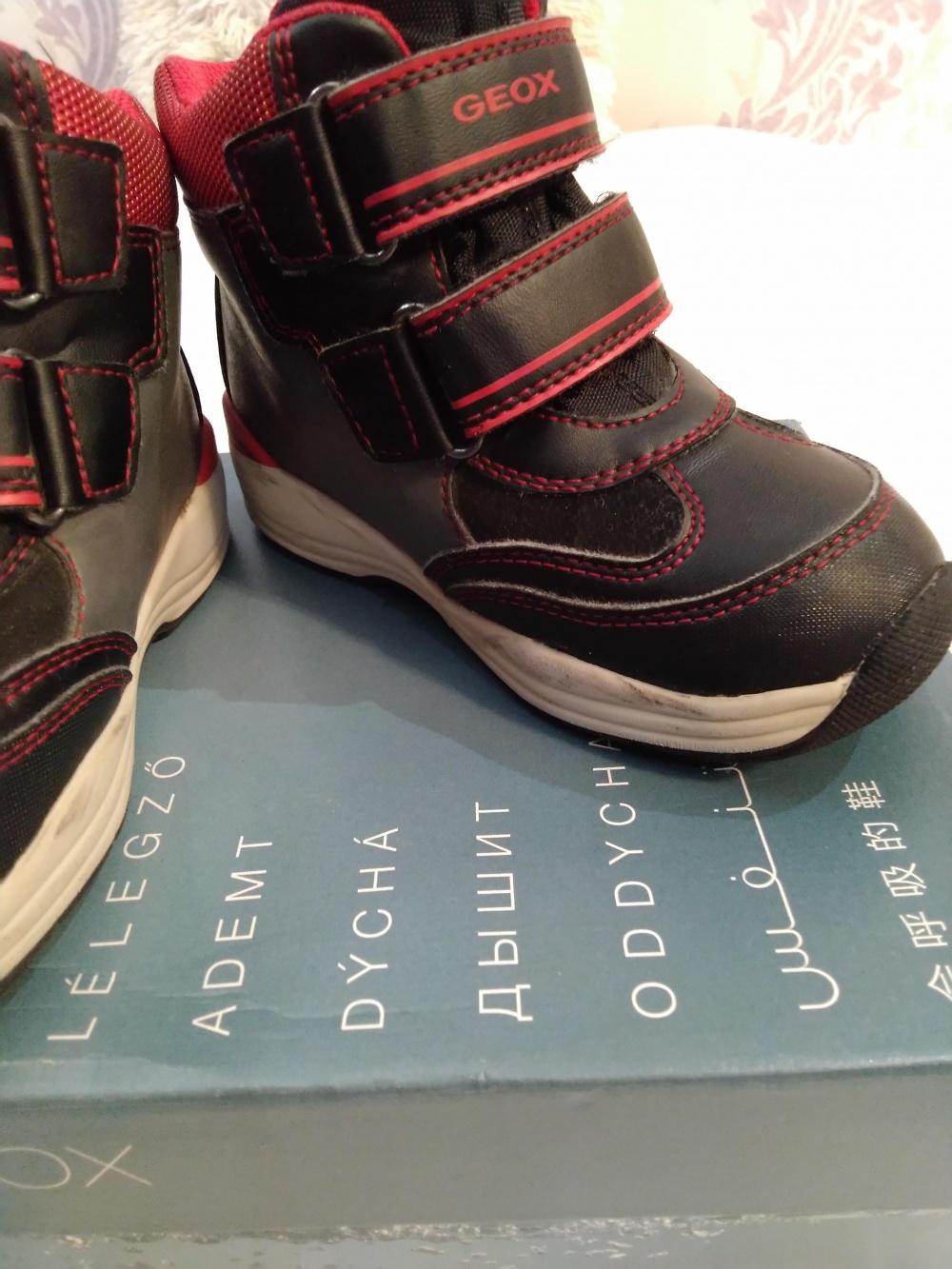 Зимние ботинки, GEOX, 27 размер