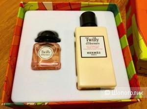 Парфюмерный набор Twilly d'Hermès