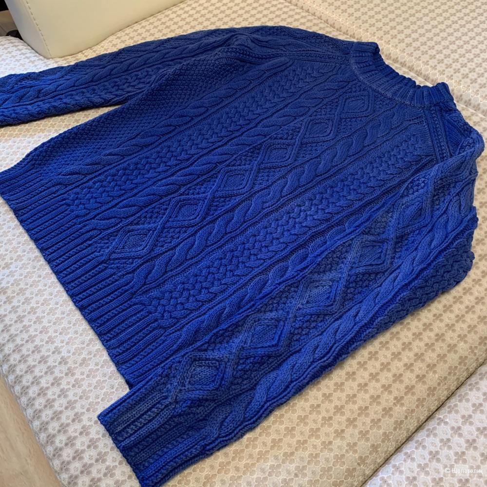 Хлопковый свитер Ralph Lauren размер S