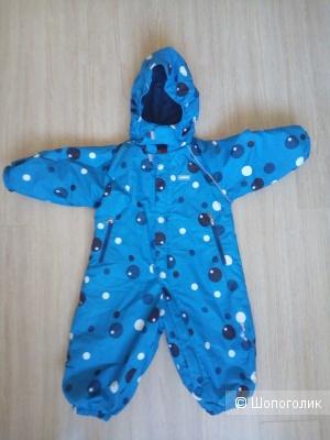 Детский зимний комбинезон  Reima, размер 80+6