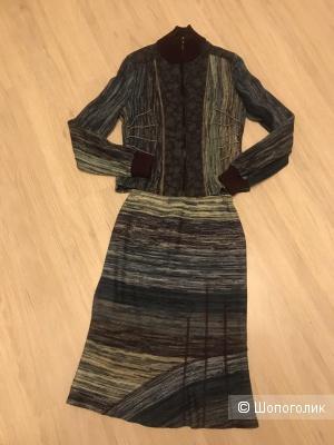 Жакет и юбка Weaving, 42-44
