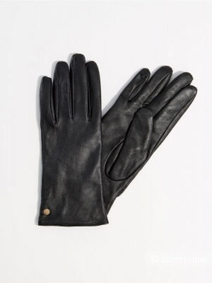 Кожаные перчатки MOHITO размер L