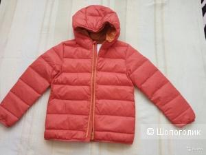 Новая демисезонная куртка Mango р.140