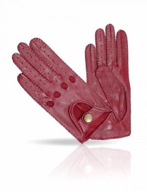 Кожаные перчатки-автоледи DALI Exclusive р.6,5