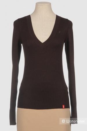 Пуловер шерстяной ESPRIT, р.44
