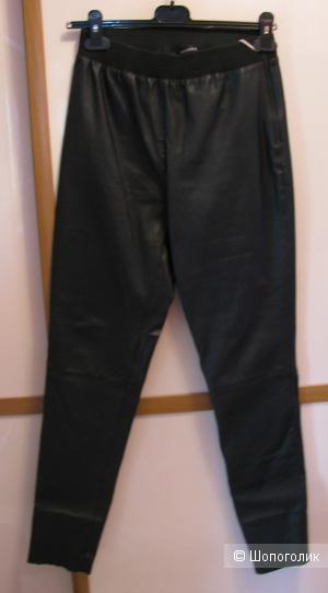 Кожаные леггинсы Muubaa, на 46 размер